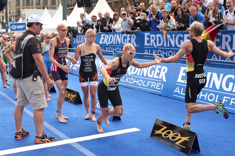 Hamburg Triathlon Tv übertragung