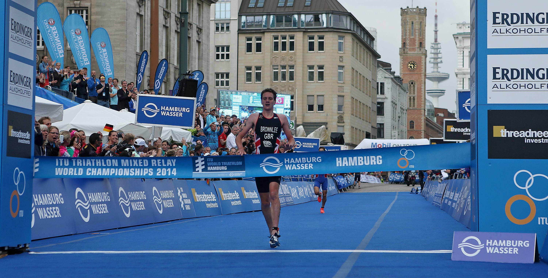 ... williamhill sh bonus Triathlon / Bilder vom ITU World Triathlon in Hamburg / Radio Hamburg