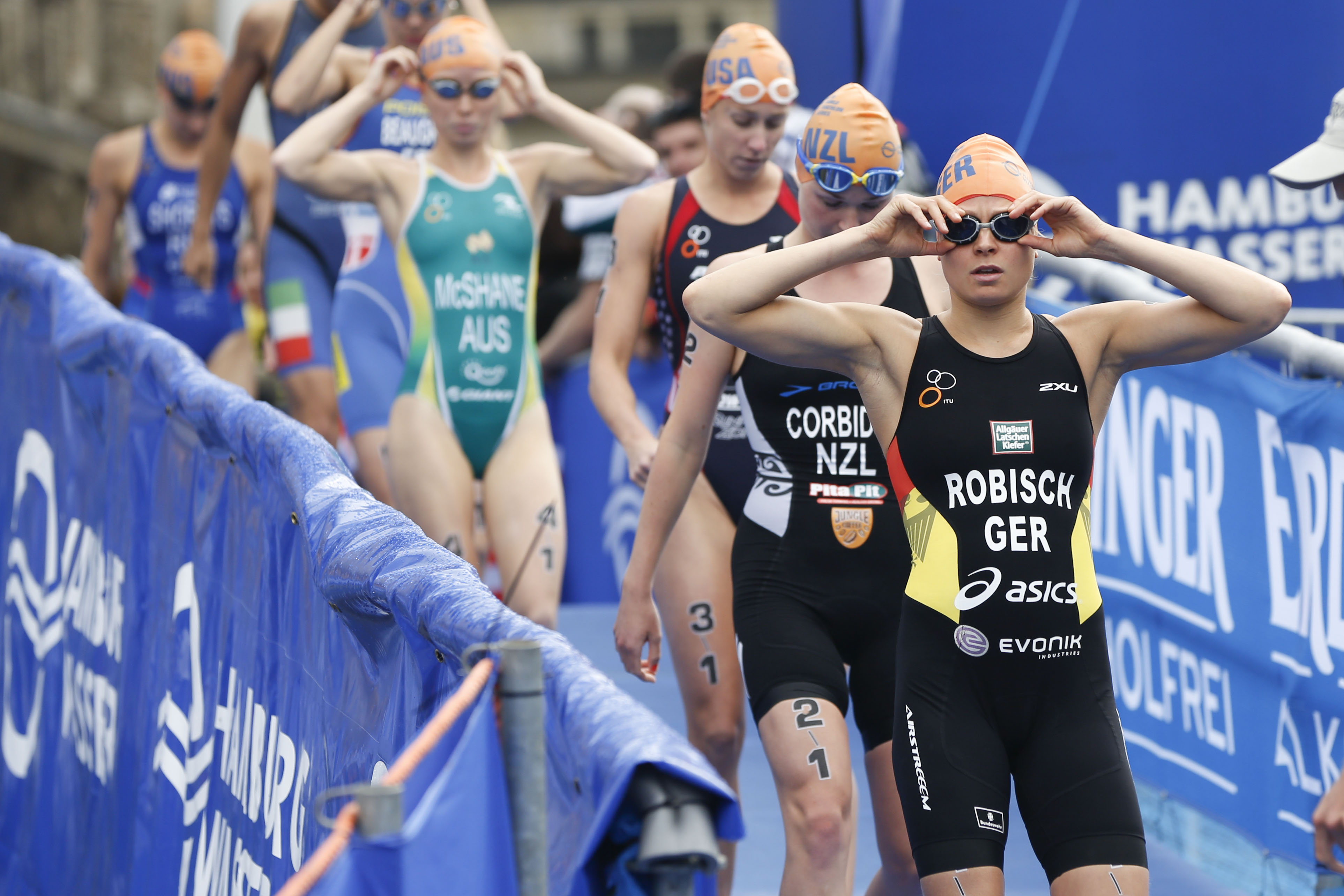 CSV-TRI-Team: ITU World Triathlon Hamburg williamhill sh bonus